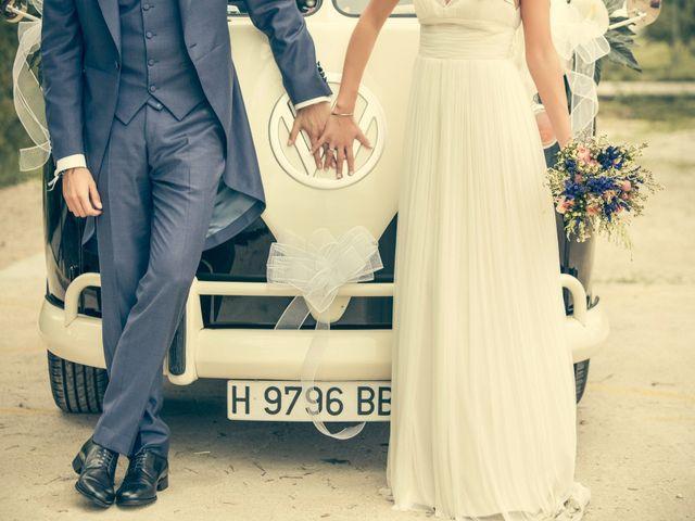 La boda de Fran y Patri en Gandia, Valencia 80