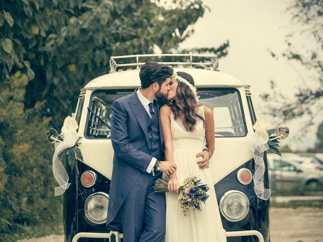 La boda de Fran y Patri en Gandia, Valencia 2