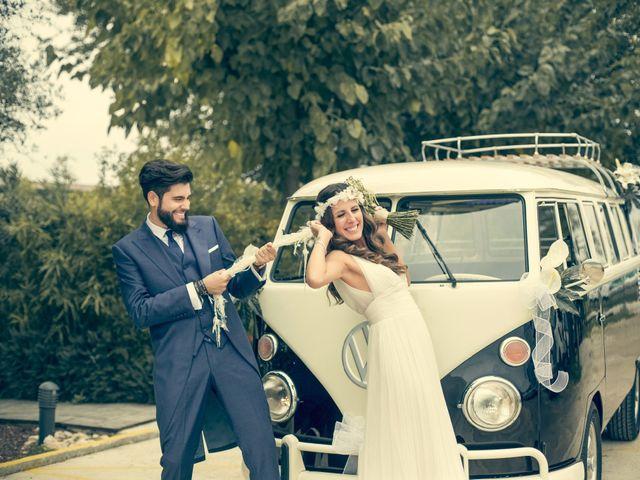 La boda de Fran y Patri en Gandia, Valencia 81