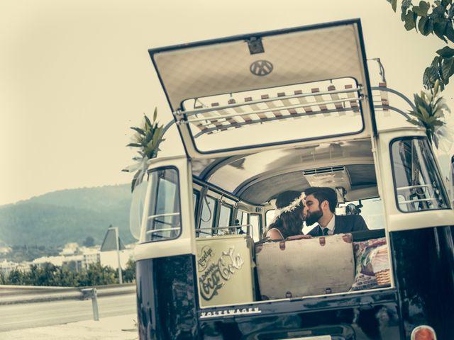 La boda de Fran y Patri en Gandia, Valencia 82