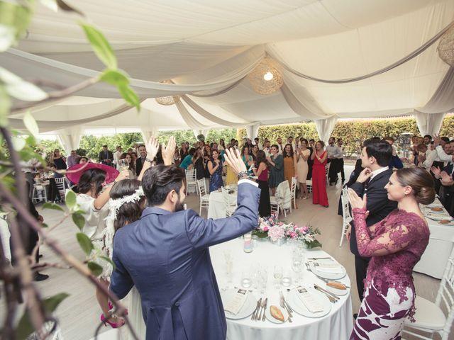 La boda de Fran y Patri en Gandia, Valencia 84