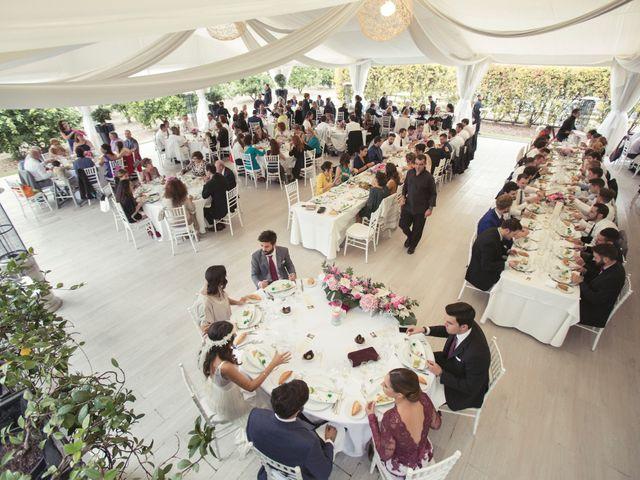 La boda de Fran y Patri en Gandia, Valencia 86