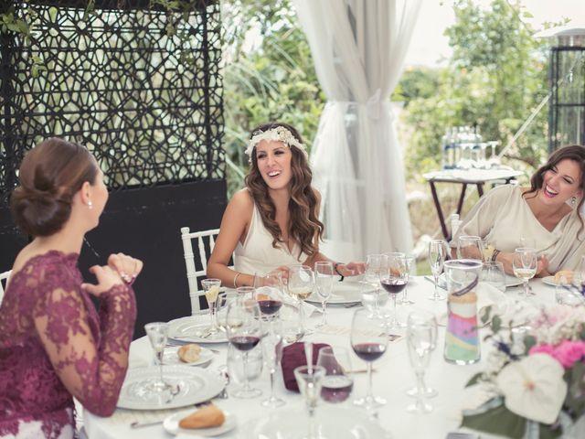 La boda de Fran y Patri en Gandia, Valencia 89