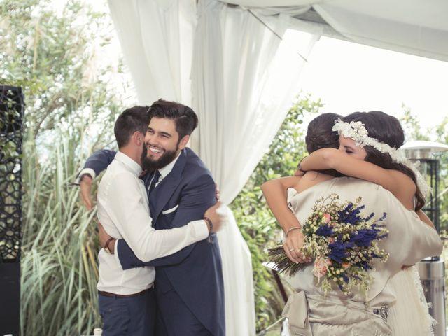 La boda de Fran y Patri en Gandia, Valencia 91