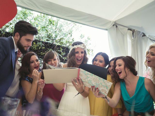 La boda de Fran y Patri en Gandia, Valencia 92