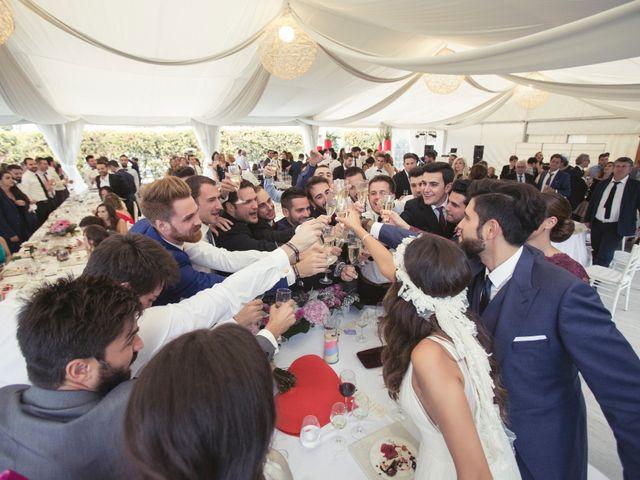 La boda de Fran y Patri en Gandia, Valencia 93