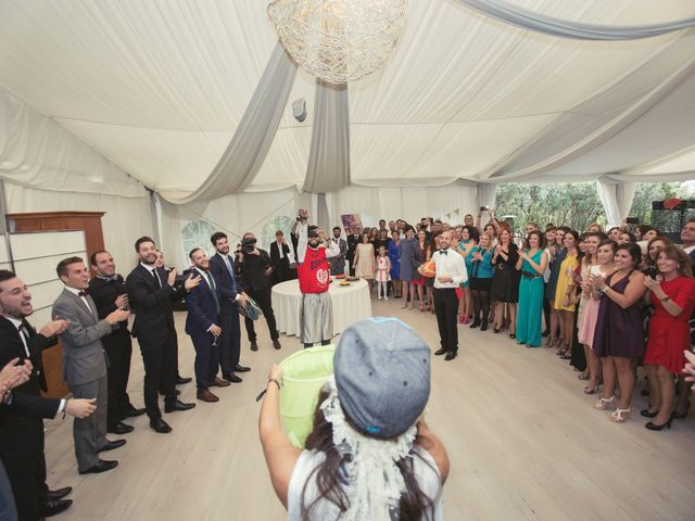 La boda de Fran y Patri en Gandia, Valencia 97
