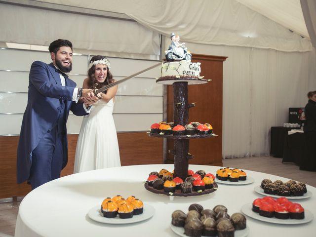 La boda de Fran y Patri en Gandia, Valencia 99