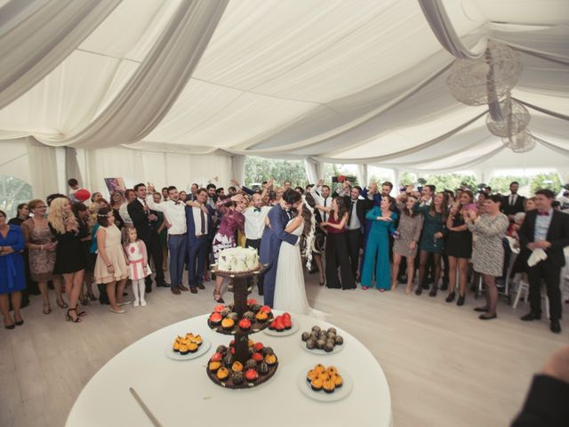 La boda de Fran y Patri en Gandia, Valencia 100