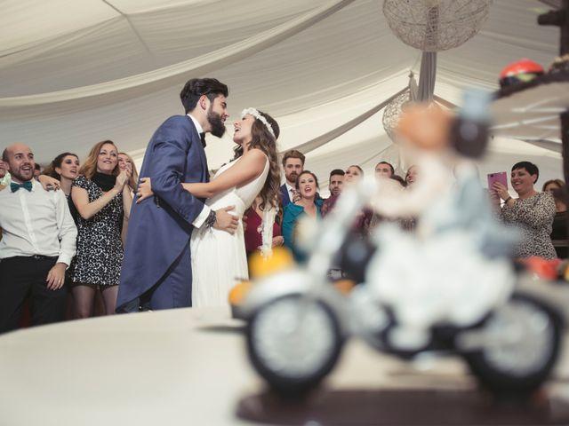 La boda de Fran y Patri en Gandia, Valencia 101