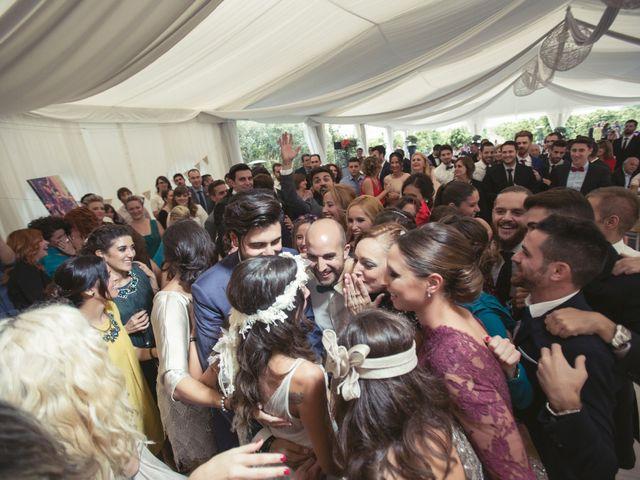 La boda de Fran y Patri en Gandia, Valencia 102