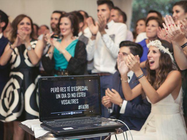 La boda de Fran y Patri en Gandia, Valencia 103