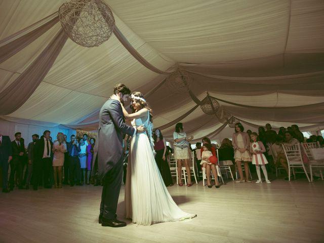 La boda de Fran y Patri en Gandia, Valencia 104