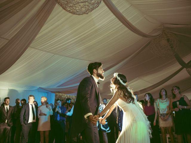 La boda de Fran y Patri en Gandia, Valencia 105
