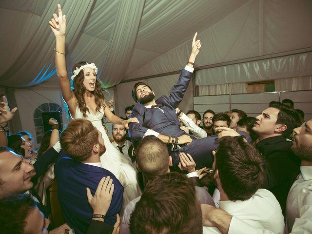 La boda de Fran y Patri en Gandia, Valencia 106