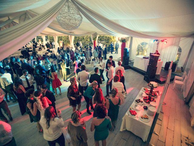 La boda de Fran y Patri en Gandia, Valencia 107