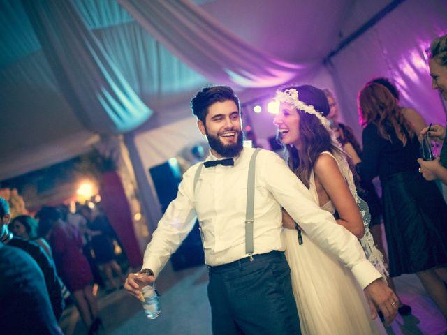 La boda de Fran y Patri en Gandia, Valencia 109