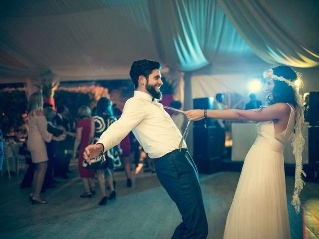La boda de Fran y Patri en Gandia, Valencia 111