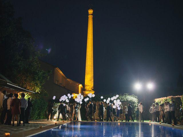 La boda de Fran y Patri en Gandia, Valencia 113