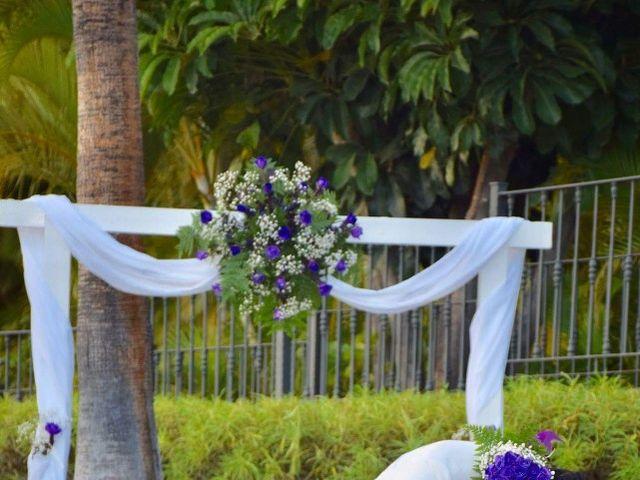 La boda de Jeanpierre  y Antonella  en San Sebastian Gomera, Santa Cruz de Tenerife 1