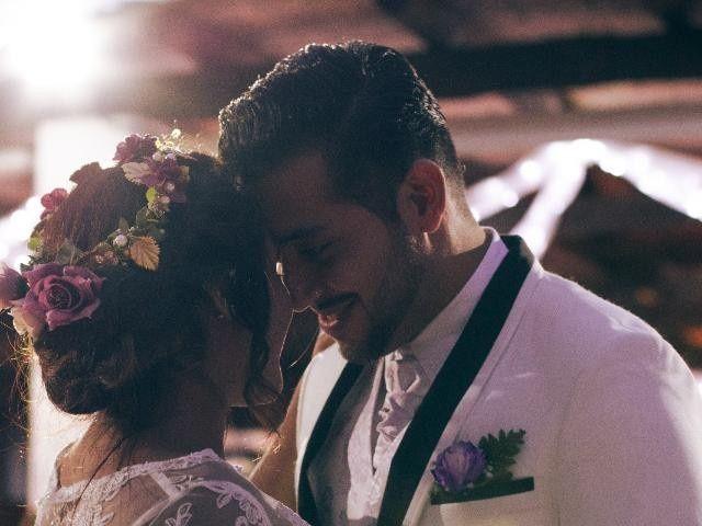 La boda de Jeanpierre  y Antonella  en San Sebastian Gomera, Santa Cruz de Tenerife 3