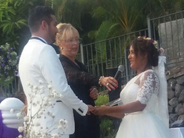 La boda de Jeanpierre  y Antonella  en San Sebastian Gomera, Santa Cruz de Tenerife 13