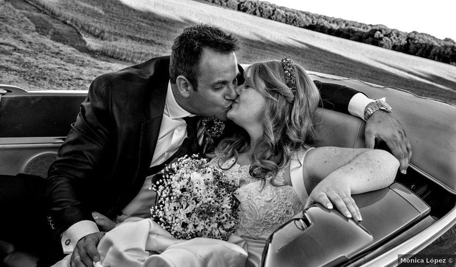 La boda de Ángel Luis y Inma en Malacuera, Guadalajara