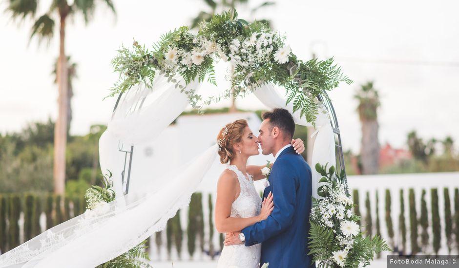 La boda de Jonatan y Coral en Alhaurin De La Torre, Málaga