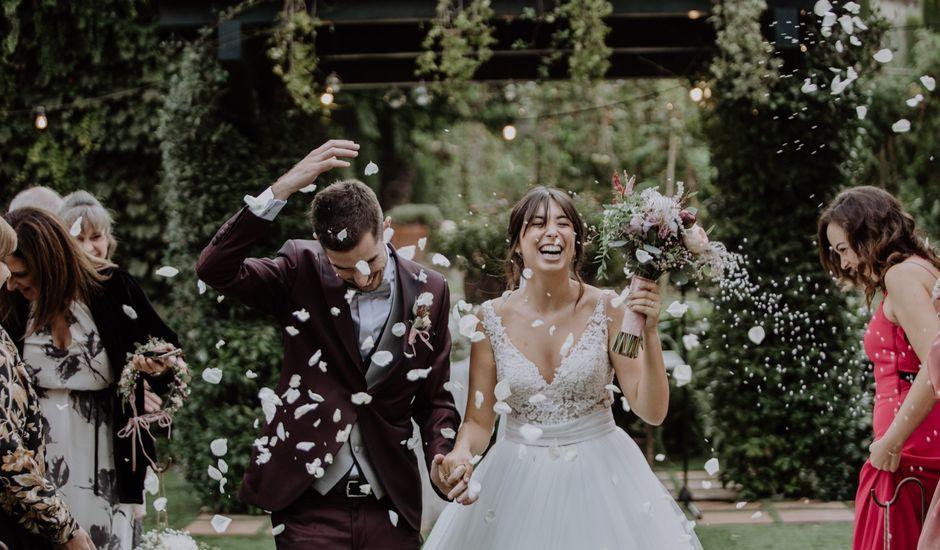 La boda de Genis y Carla en Bigues, Barcelona