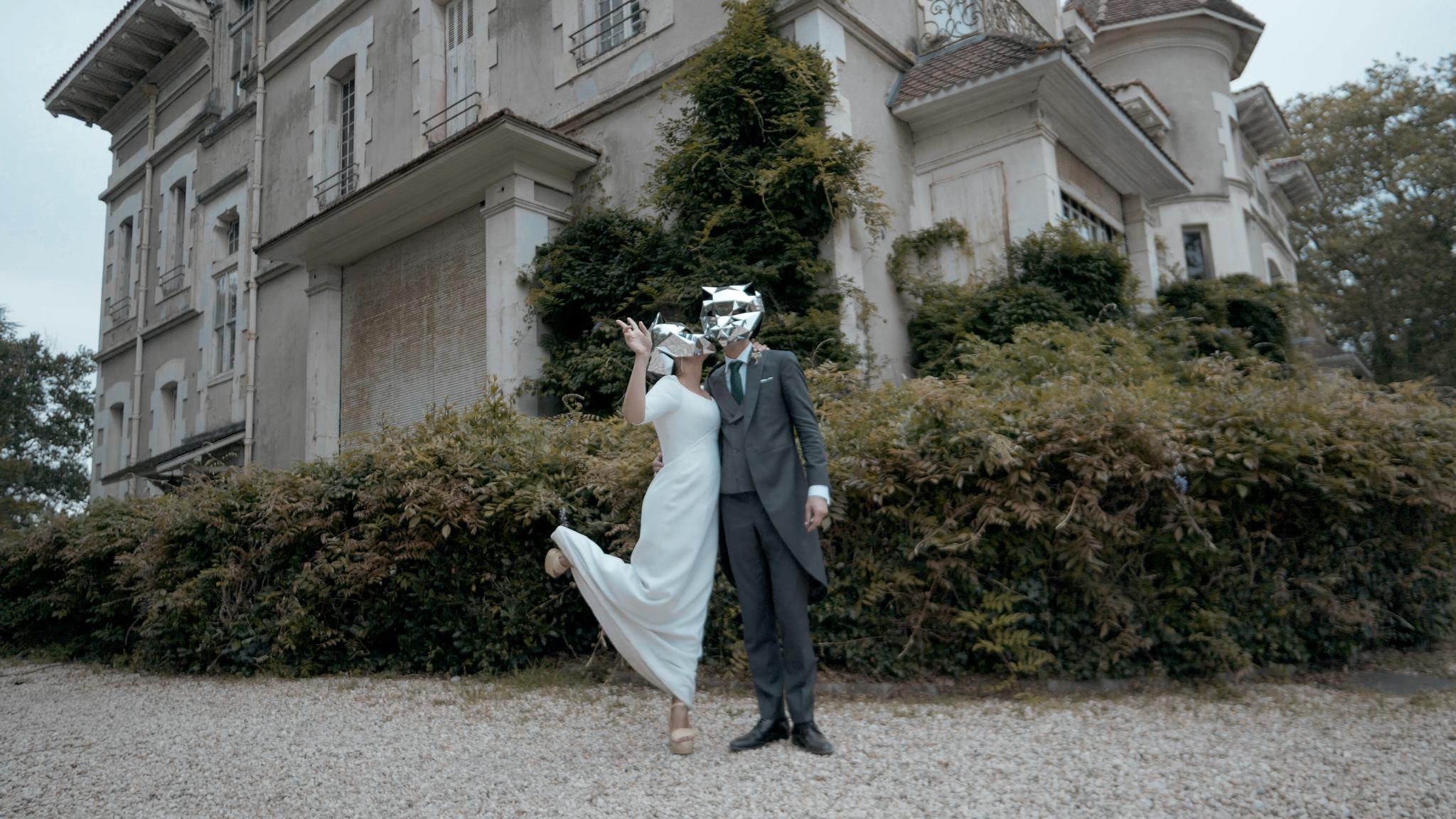 La boda de Kike y Gabriela en Donostia-San Sebastián, Guipúzcoa