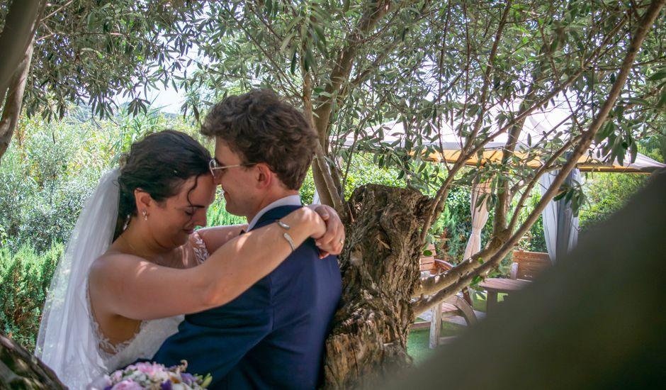 La boda de Sandra y David en Montcada I Reixac, Barcelona