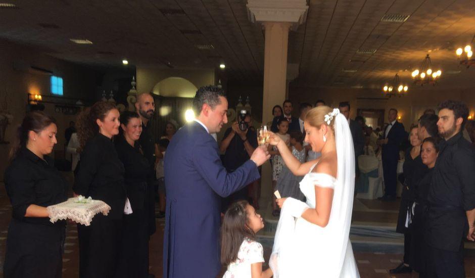 La boda de Jesus  y Ana  en Sevilla, Sevilla