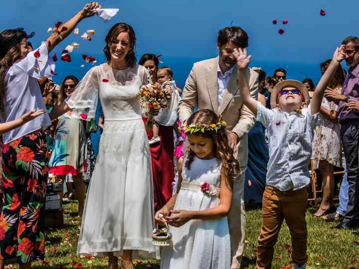 La boda de Graciela y Eduardo