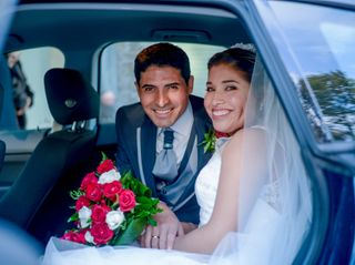 La boda de Irma y Juan Carlos