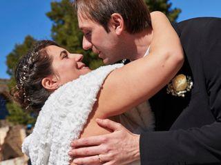 La boda de Conxi y Daniel