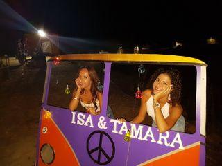 La boda de Tamara y Isa 2