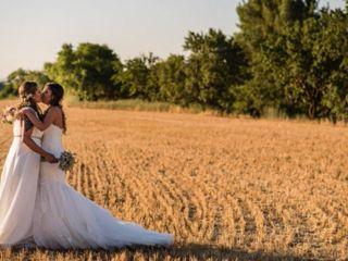 La boda de Tamara y Isa