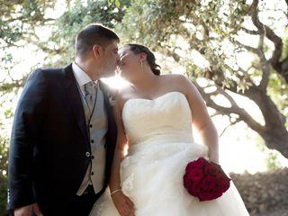 La boda de David y Aida