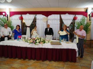 La boda de Naisi y David 1