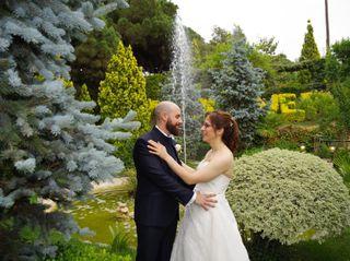 La boda de Naisi y David