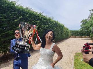 La boda de Mayte y Ramón