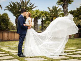 La boda de Maria y Jairo