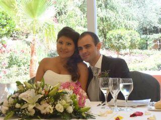 La boda de Rafael y Karina