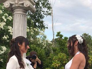 La boda de Almudena y Inma 1