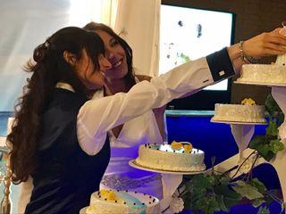 La boda de Almudena y Inma