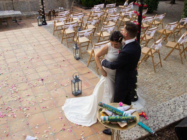 La boda de Olalla y Pablo