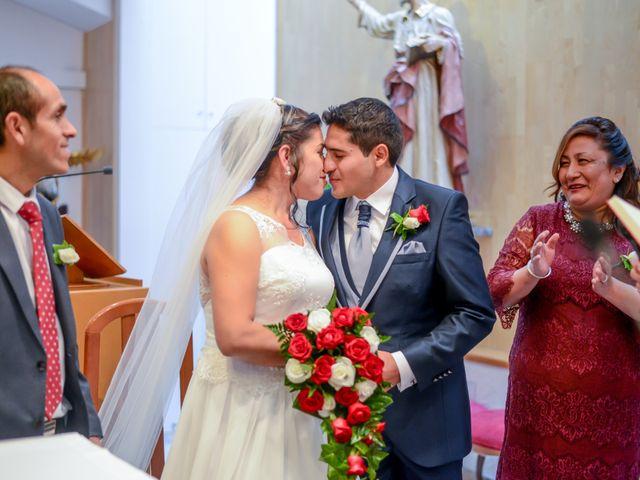 La boda de Juan Carlos y Irma en Montcada I Reixac, Barcelona 7