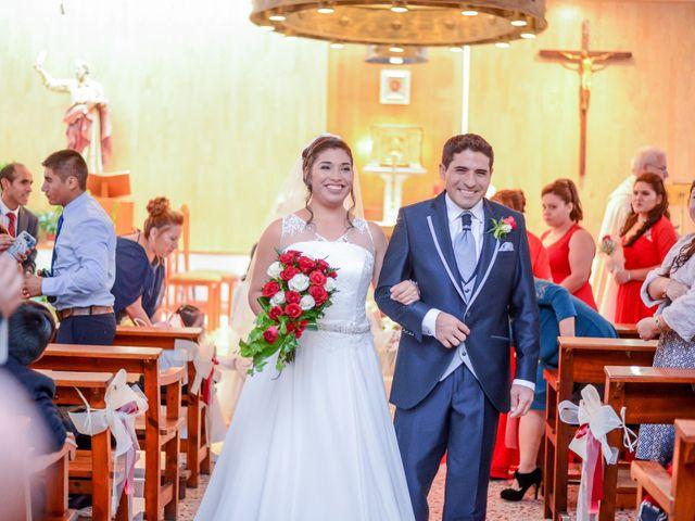 La boda de Juan Carlos y Irma en Montcada I Reixac, Barcelona 10