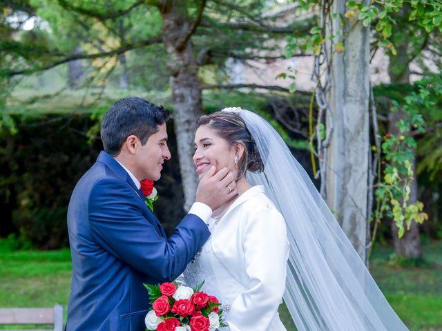 La boda de Juan Carlos y Irma en Montcada I Reixac, Barcelona 21