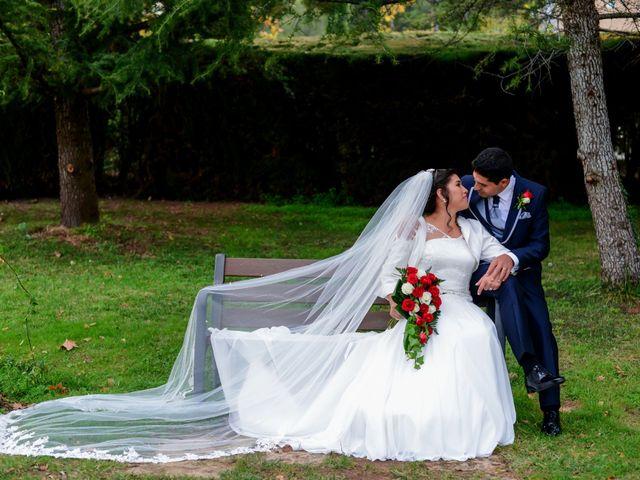 La boda de Juan Carlos y Irma en Montcada I Reixac, Barcelona 27